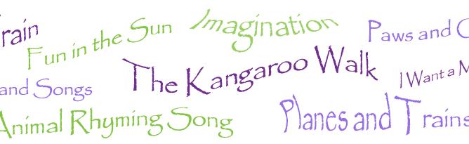 All Zoo Animal Songs